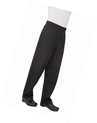 Chef Works Men's Essential Baggy Chef Pant (NBBP)