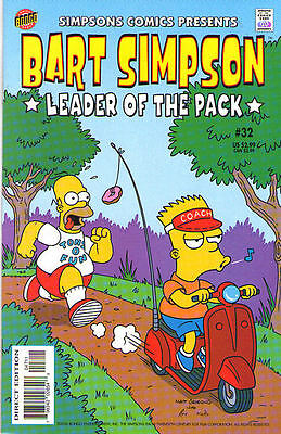 BART SIMPSON #32 New Bagged