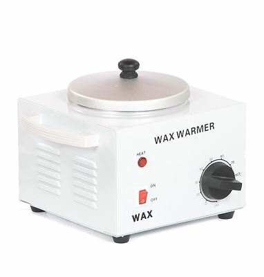 Wax waxing pot beauty salon warmer heater hair removal depilatory paraffin white