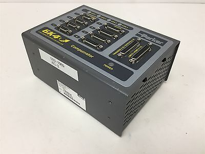 Parker 6K4 4-Axis 6K Motion Controller, Power: 24VDC @ 1-1.5A, *For Parts*