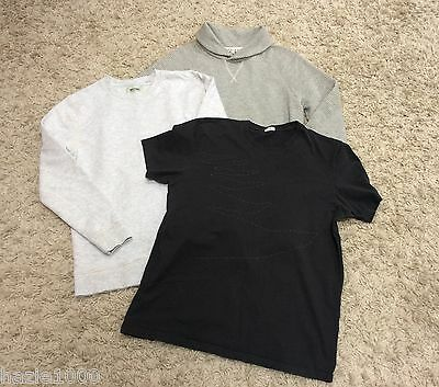 Reiss/Paul Smith/Only & Sons men's grey tops clothes bundle,  Medium, 3 Items