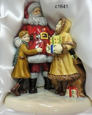 Royal Doulton Father CHRISTMAS JOY Santa Annual 2012 Figurine HN 5548 NEW in box