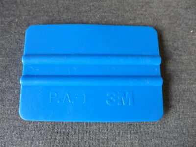 3M Hand Applicator Squeegee PA1-B Blue for Vinyl Tape Crafts Auto Wraps Adhesive