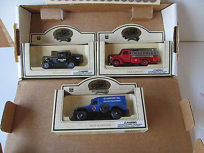 1996  Liedo Commemorative Series Trucks Limited Edition Chevron Trucks By Nib