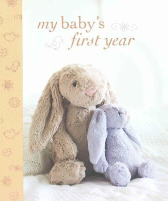 My Baby's First Year by Ryland Peters & Small 9781849756716 (Record book, 2015)