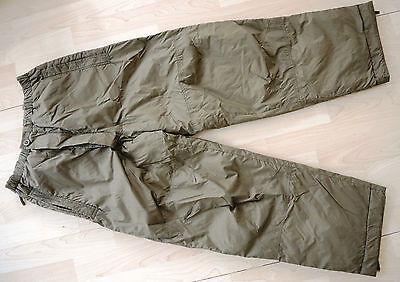 GB MK2 Thermohose Trousers Thermal Lightweight ECWCS Level 7 SAS MTP Multicam