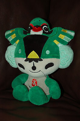 12in Beijing Olympics 2008 mascot soft toy doll souvenir NINI