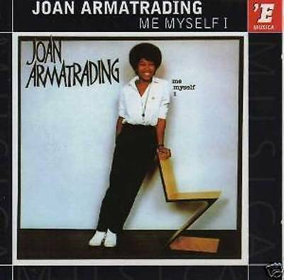 Joan Armatrading - Me Myself I 2001 Italian Cd * New *