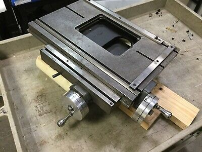 "XY Manual Positioner, Travel: 6"" x 5"", Dimensions: 18"" x 12"", *1 Axis is Stiff*"