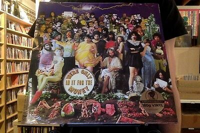 Frank Zappa Mothers of Invention We're Only in It for the Money LP new 180 vinyl