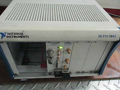 National Instruments Ni Pxi-1042_Powers On And Works_First Come-First Serve_$$!