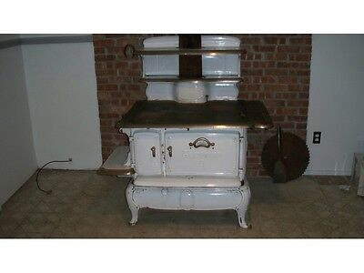 Antique Glenwood C Stove