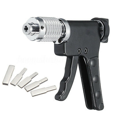 Advanced Plug Spinner Craftsman Tool Quick Turning Lock Opener Gun Kit W/ 5 Tips