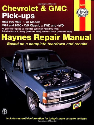 Chevrolet and GMC Pick-ups: All Models (88-98), C/K Cla - Paperback NEW Freund,