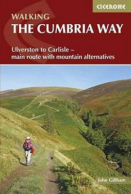 The Cumbria Way (Walking Guides) - Paperback NEW John Gillham (A 2015-02-15