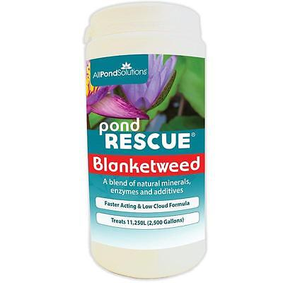 Pond Rescue Blanketweed Remover Water Treatment An Answer to Blanket Weed 1-10KG