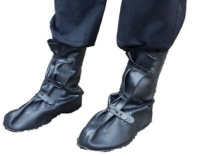 New CBRN Airboss Defence ALO NBC Protective Boots Lightweight Overboots