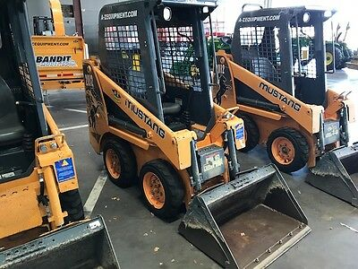 Mustang 2012 Skid Steer 36inch    PRICE REDUCED