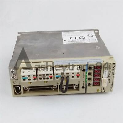 1PCS Used Yaskawa SGDH-02AE-OY Servo Drives Tested