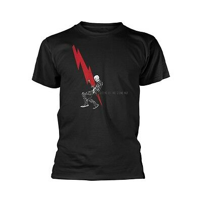 Queens Of The Stone Age - Lightning Dude (NEW MENS T-SHIRT )