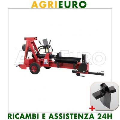 Spaccalegna idraulico a trattore orizzontale - GeoTech LSP 180HT S600 - 18 Ton