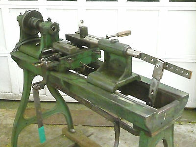 █▓▒░ LATHE, COPY ░▒▓█ LEVER-ACTION PRODUCTION LATHE, can go by FEDEX, too.