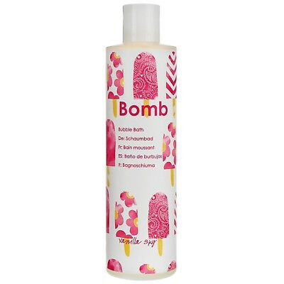 Bomb Cosmetics Bubble bath Vanilla Sky 300ml for women