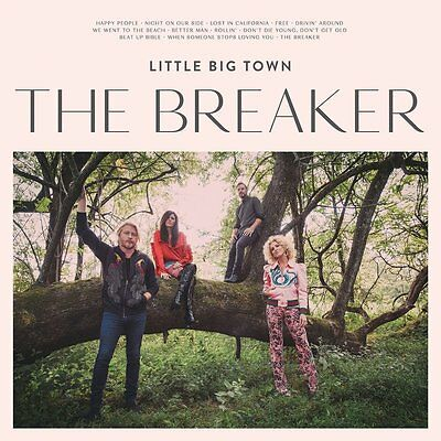 Little Big Town - The Breaker [CD] Better Man Brand New & Sealed