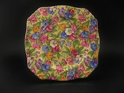 China Replacement Royal Winton Sweet Pea Chintz Vintage Tea Plate England 15cm