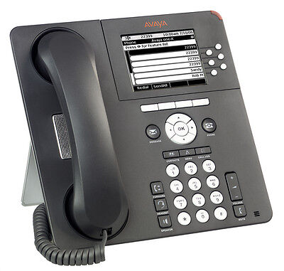 Avaya 9630 IP VOIP Office Business Telephone With Stand