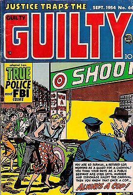 Justice Traps The Guilty    #  66   1954    Gangsters