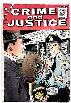 Crime And Justice     #  25   1955    Gangsters