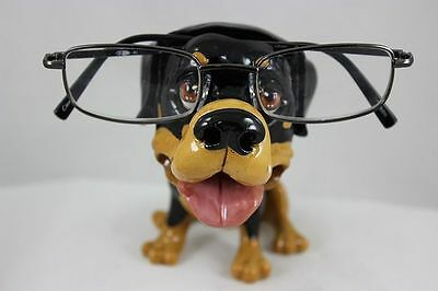 OptiPets / OptiPaws Dog Eyeglass Holder - Rottweiler
