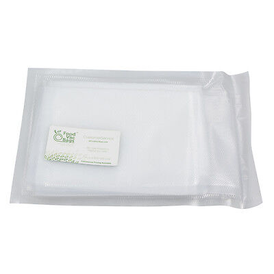 Vacuum Sealer Bags for Food Storage! Money Saver Sample 8 Pack! Try them all!