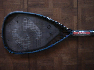 Gearbox 2018 Gbx1 170T Blue Racquetball Racquet  + Free Full Cover