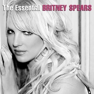 BRITNEY SPEARS The Essential 2CD BRAND NEW Best Of Greatest Hits