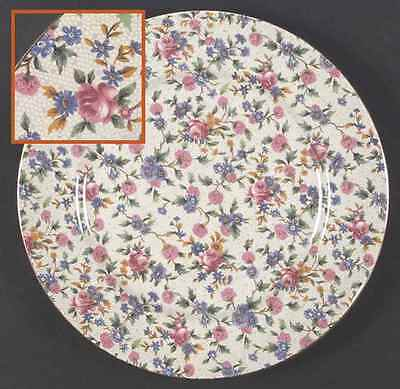 Royal Winton OLD COTTAGE CHINTZ Dinner Plate 641700