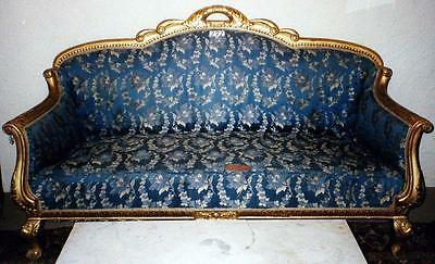 barock sofa rokoko louis xv also0328dklhzdklrot eur 848 00 picclick at. Black Bedroom Furniture Sets. Home Design Ideas