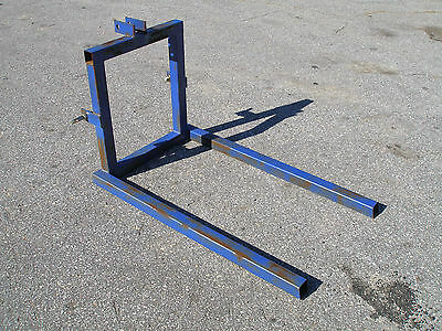 3 Point Hitch Rear Forks