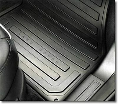 Genuine Freelander 2 - Rubber Floor Mat Set (2013 Onwards) Vplfs0250