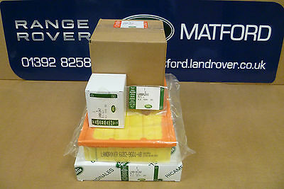 Genuine Freelander 2 - 2.2 Td4 Full Service Kit
