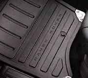 Genuine Range Rover Sport - Rubber Floor Mat Set (2008 - 2013) Vplas0197