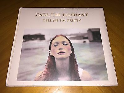 Cage the Elephant - Tell Me I'm Pretty CD New & Sealed Grammy Winner 2017