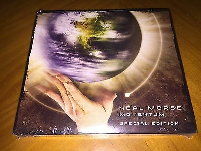 Neal Morse - Momentum CD & DVD [Deluxe Special Edition] Brand New & Sealed