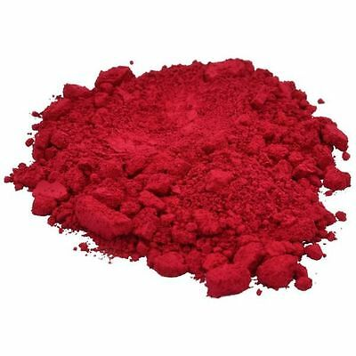 Carmine Natural Red 4 E120 CI 75470 Cochineal Food Cosmetics Dye Pigment Colo...