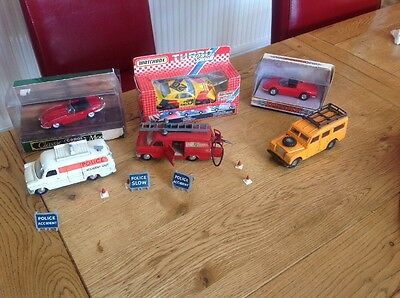 DINKY Ect job lot of various Toy Vechicals And Cars