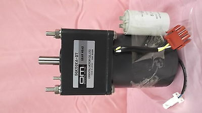 Gear Motor Reversible Model# 51K40Rgk-Aa Made By Oriental Motor 115 Volts Ac