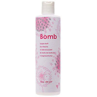 Bomb Cosmetics Bubble bath Pink Amour 300ml for women