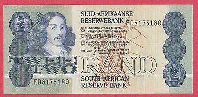1981/83 South Africa 2 Rand Note Unc