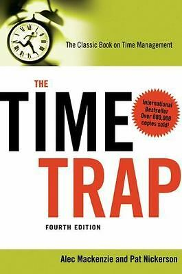 The Time Trap by Alec MacKenzie Paperback Book (English) - FREE SHIPPING!